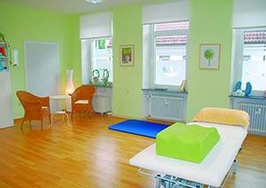 Gesundheitszentrum - Praxis